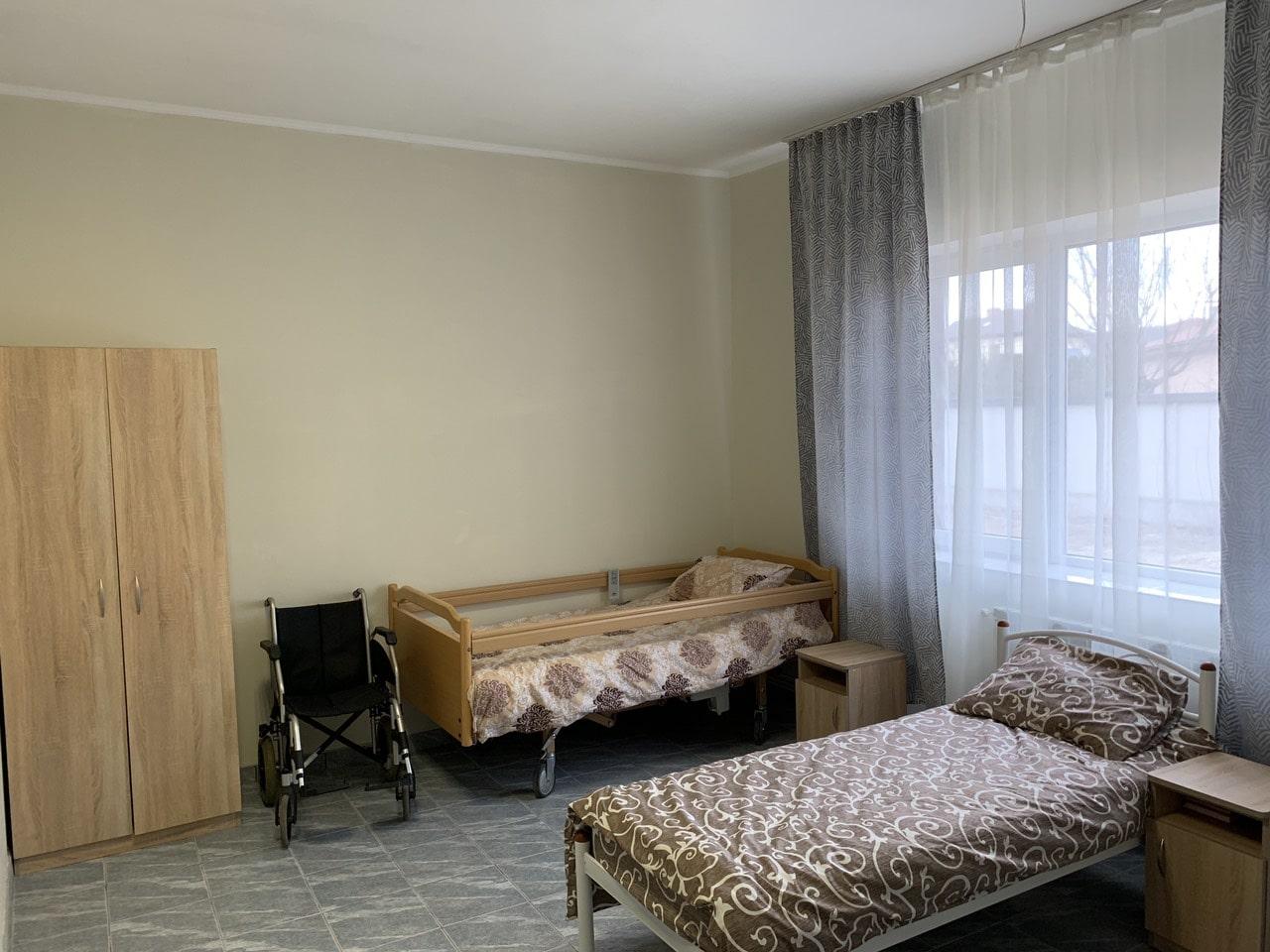 БУдинок для людей похилого віку у Львові